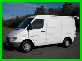 dodge sprinter 2500 cargo van 118 inch diesel for sale autos weblog. Black Bedroom Furniture Sets. Home Design Ideas