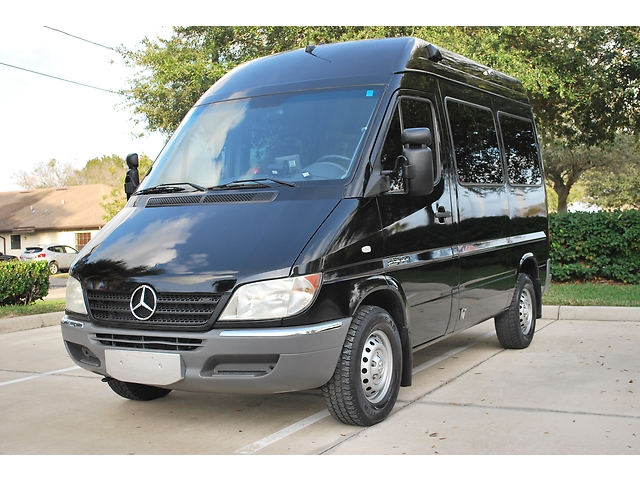 dodge sprinter 2500 wagon 1 sprinter van mercedes diesel passanger cargo limo rv low miles. Black Bedroom Furniture Sets. Home Design Ideas
